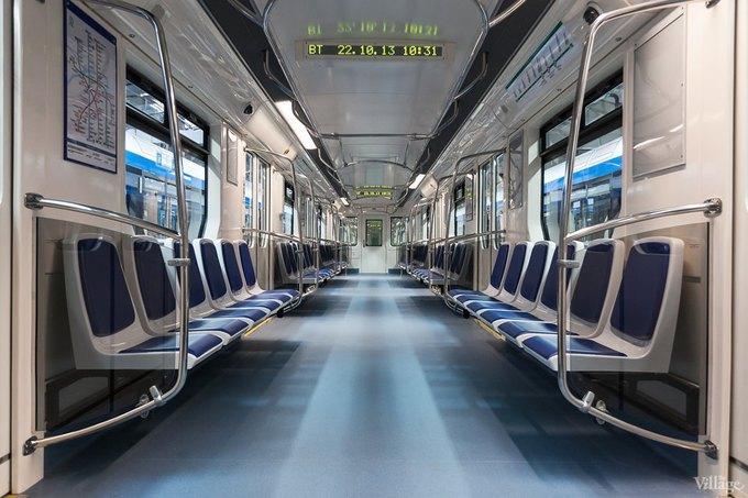 Новые вагоны метро поставит чешская компания. Изображение № 1.