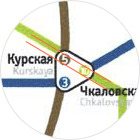12 ошибок в новой схеме московского метро. Изображение №11.