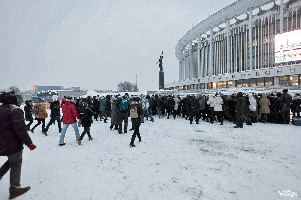 Люди в городе: Посетители концерта Lady Gaga в Москве и Петербурге. Изображение № 13.