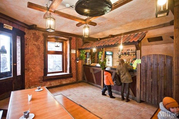 Все свои: Кафе-пекарня «Арго» на Ваське. Изображение № 4.