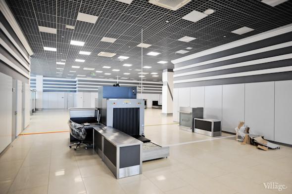 Фоторепортаж: Новый терминал аэропорта Киев — за день до открытия. Зображення № 20.