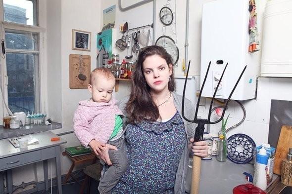 Наталья Акимова, домохозяйка и мать. Изображение № 5.