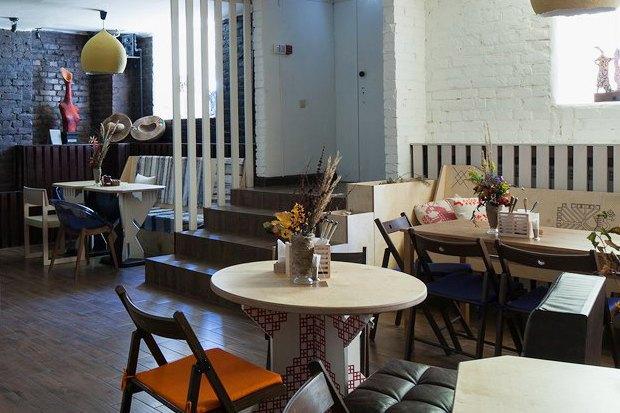 6 кафе, баров иресторанов, открывшихся воктябре. Изображение № 4.