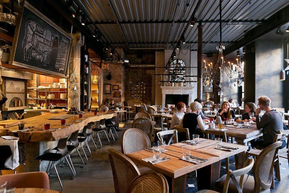 Ресторан Lesartists. Изображение № 5.