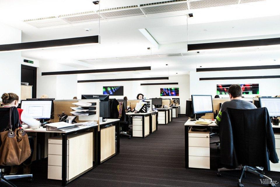 Офис недели (Москва): SNS. Изображение № 13.