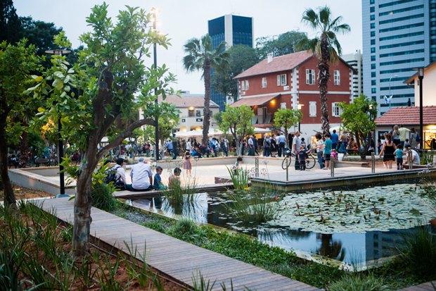 10 мест вТель-Авиве, куда ходят сами тельавивцы. Изображение № 12.