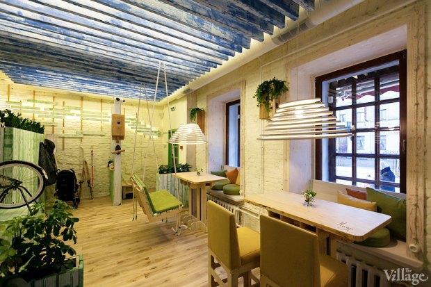 Новое место: Кафе «Укроп» на Малой Конюшенной . Изображение № 9.