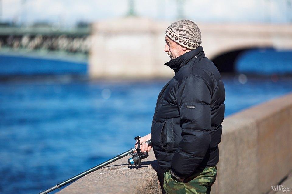 Люди в городе: Рыбаки Петербурга. Изображение № 10.