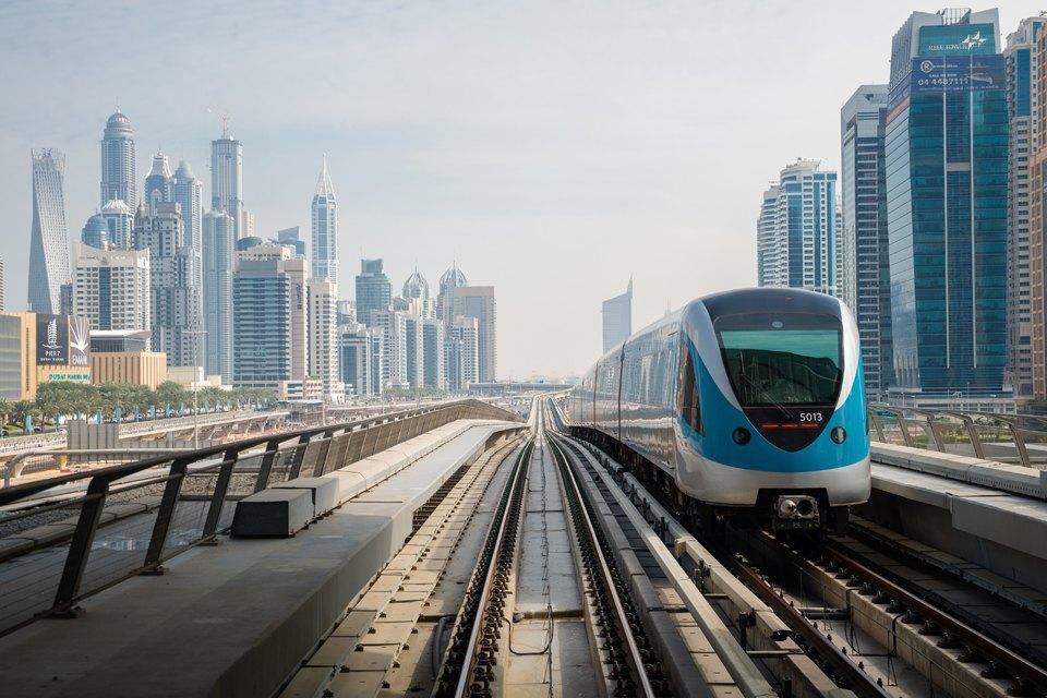 7 самых эффектных зарубежных систем метро. Изображение № 3.