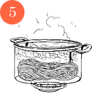 Рецепты шефов: «Биголи суткой». Изображение №8.