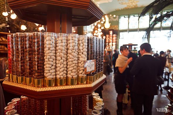 Фоторепортаж: Открытие отреставрированного «Елисеевского магазина». Изображение № 89.