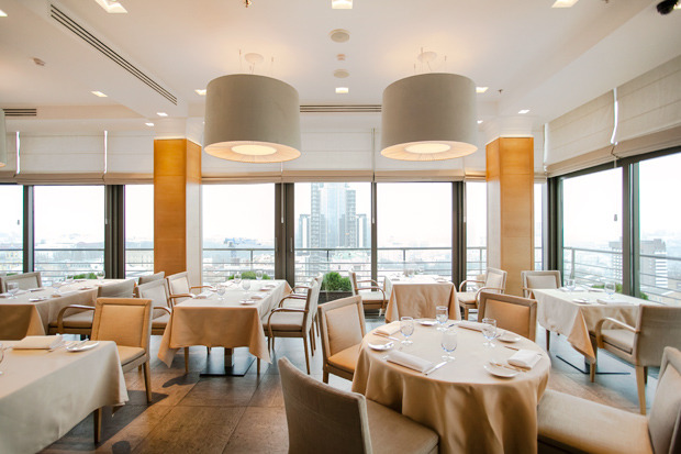 Новое место (Киев): Панорамный ресторан Matisse. Изображение № 3.