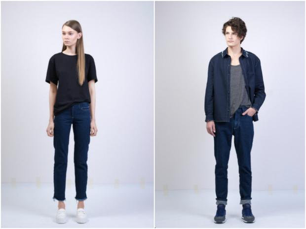 Петербургский джинсовый бренд SHLZ запустил онлайн-магазин. Изображение № 1.