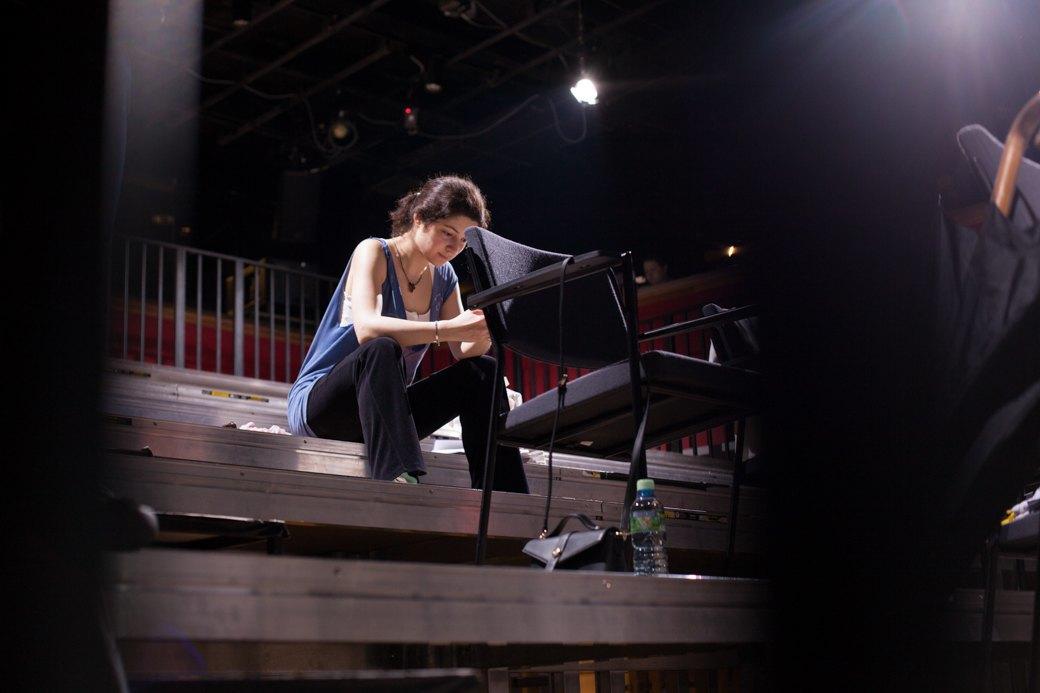 Пять вечеров: Оперный сериал «Сверлийцы» вэлектротеатре «Станиславский». Изображение № 24.