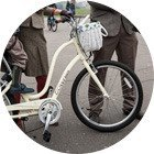 Second Time: В Киеве прошёл второй велокруиз в стиле ретро. Изображение № 27.