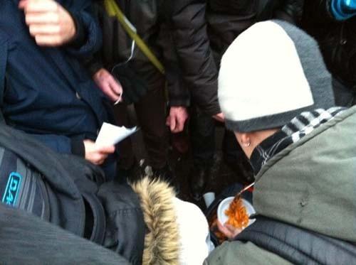 Прямая трансляция: Митинг «За честные выборы» на проспекте академика Сахарова. Изображение № 56.