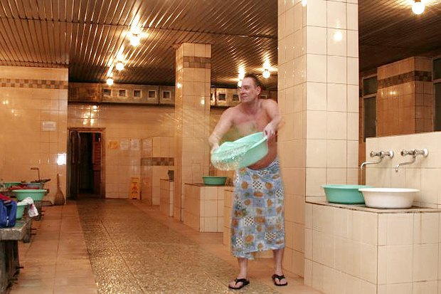 Банный лист: 12 общественных бань Москвы. Изображение № 31.