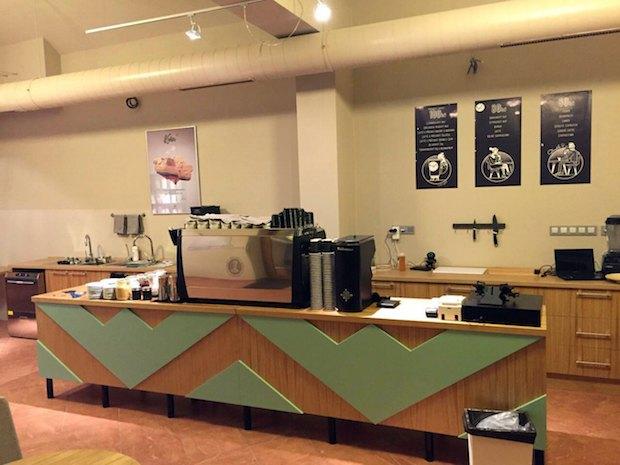 Сеть Double B открыла кафе в Праге. Изображение № 1.