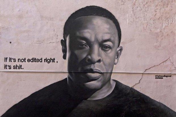 Авторы портретов Цоя иЭйнштейна— об идее легализовать граффити вПетербурге. Изображение № 1.