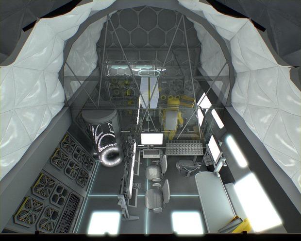 На ВВЦ можно будет исследовать Марс. Изображение № 3.