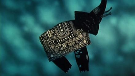 Кадр из мультфильма «Запасное сердце» (Zapasowe serce), 1973. Изображение № 9.