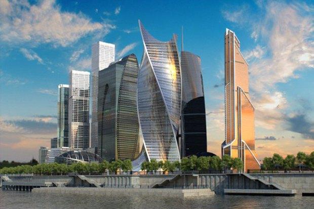 «Меркурий Сити Тауэр» в комплексе Москва-Сити. Изображение № 2.