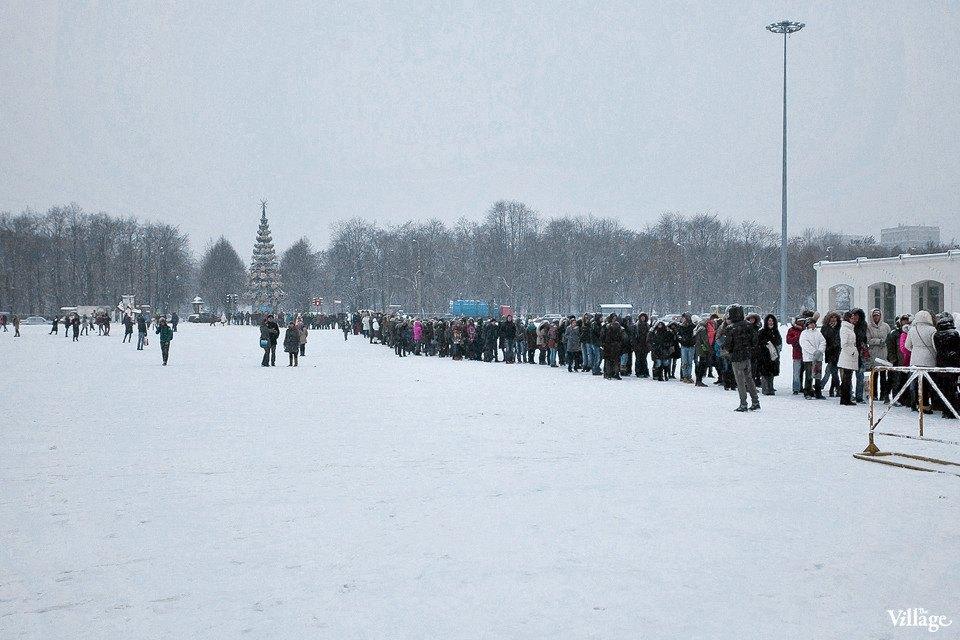 Люди в городе: Посетители концерта Lady Gaga в Москве и Петербурге. Изображение № 11.