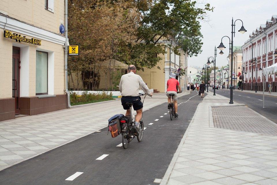 Обновлённая Пятницкая улица. Изображение № 2.