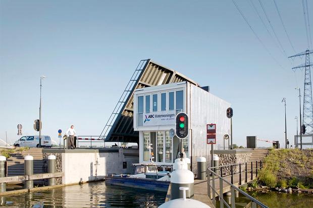 Идеи для города: Плавучие дома вАмстердаме. Изображение № 5.