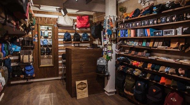 В «Этажах» открылся магазин аксессуаров Good Local. Изображение № 1.