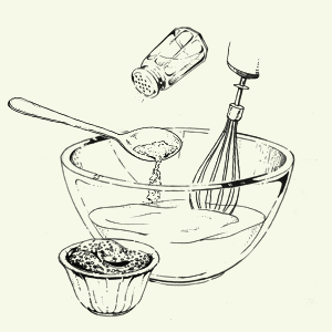 Брускетта избородинского хлеба спряной скумбрией Алексея Айзена. Изображение № 6.
