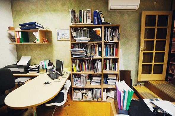 Офис недели (Петербург): Архитектурная мастерская Сергея Ерофеева. Изображение № 51.