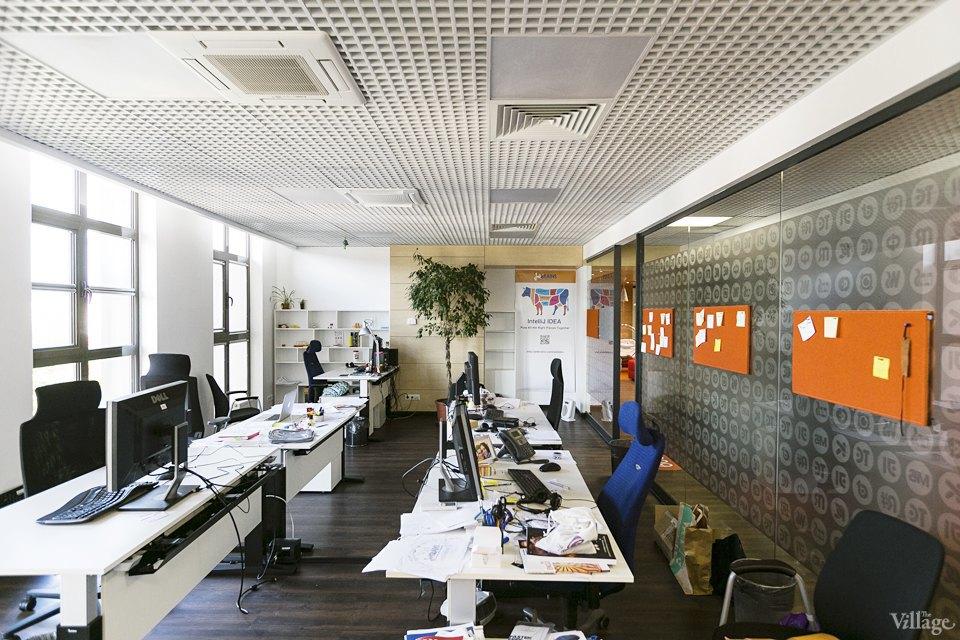 Интерьер недели (Петербург): Офис IT-компании JetBrains. Изображение № 29.