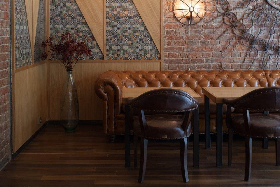 Ресторан «Mr. Ливанец». Изображение № 7.