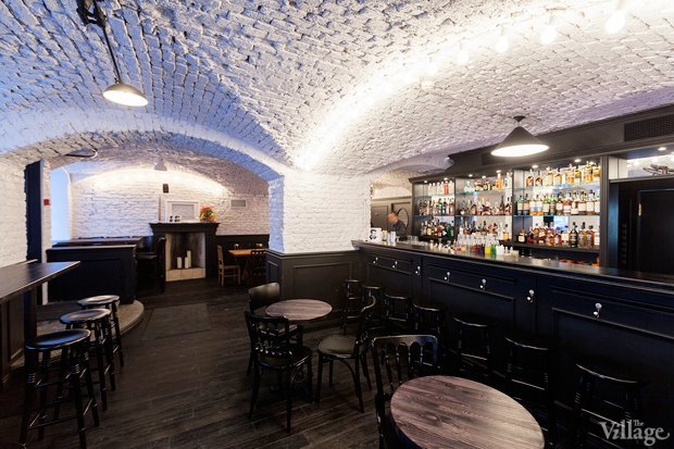 Новое место: Ресторан-бар Belinsky . Изображение № 2.