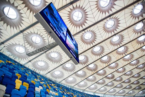 Фоторепортаж: «Олимпийский» изнутри. Зображення № 9.