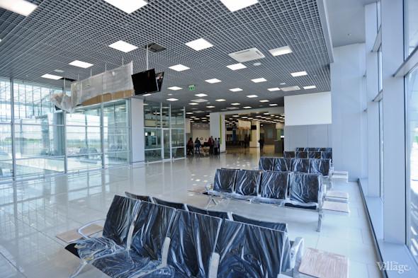 Фоторепортаж: Новый терминал аэропорта Киев — за день до открытия. Зображення № 41.