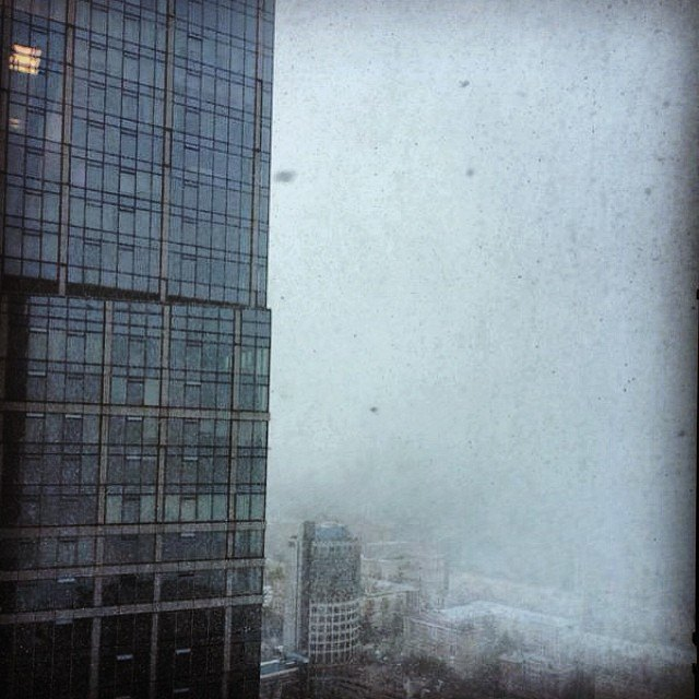 Майский снегопад вснимках Instagram. Изображение № 2.