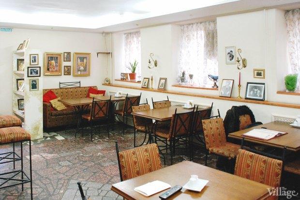 Все свои: Кошерное кафе Golden на Лермонтовском . Изображение № 2.