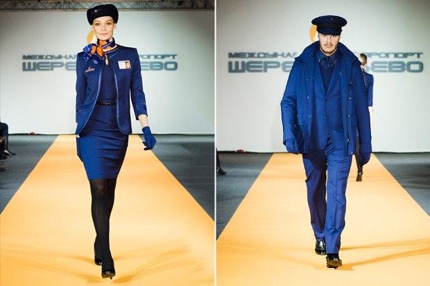 Денис Симачёв одел сотрудников аэропорта Шереметьево. Изображение № 1.