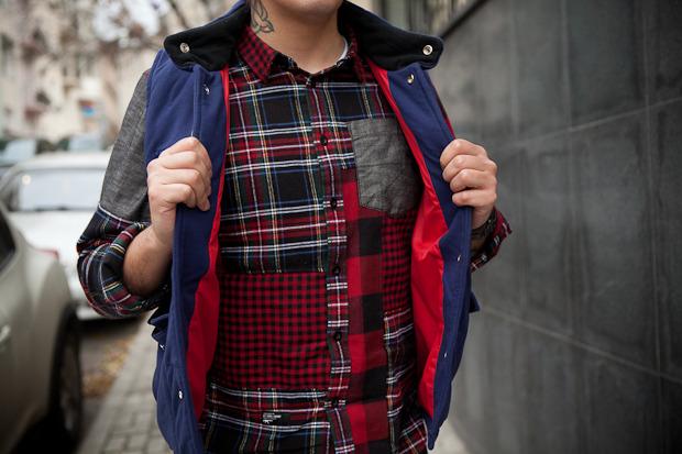 Внешний вид: Дмитрий Оскес, куратор исоорганизатор Faces&Laces. Изображение № 6.