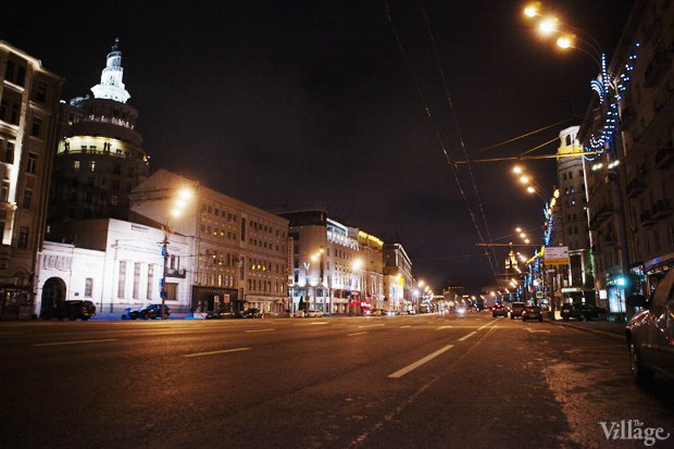 Фото дня: Первые ночные автобусы и троллейбусы в Москве. Изображение № 8.