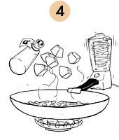 Рецепты шефов: Картофельные ньокки с пармезаном на креме из тыквы. Изображение № 7.