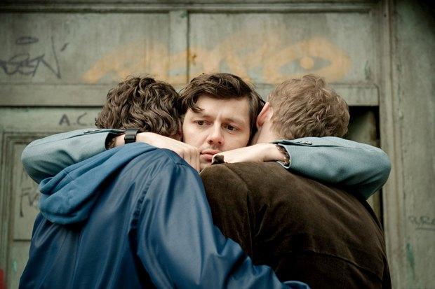 «Я нормально супер гуд», немецкая комедия о трёх русских пацанах в Берлине начала 90-х. Изображение № 4.