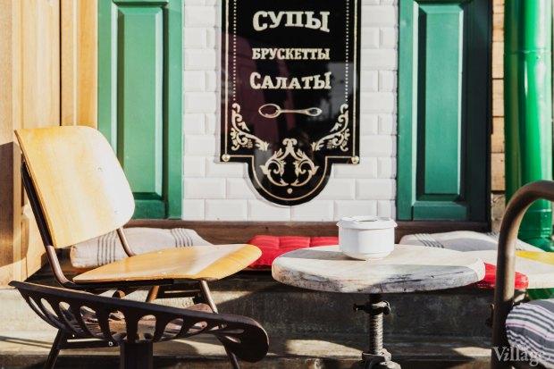 Новое место: Кафе Zupperia. Изображение № 3.