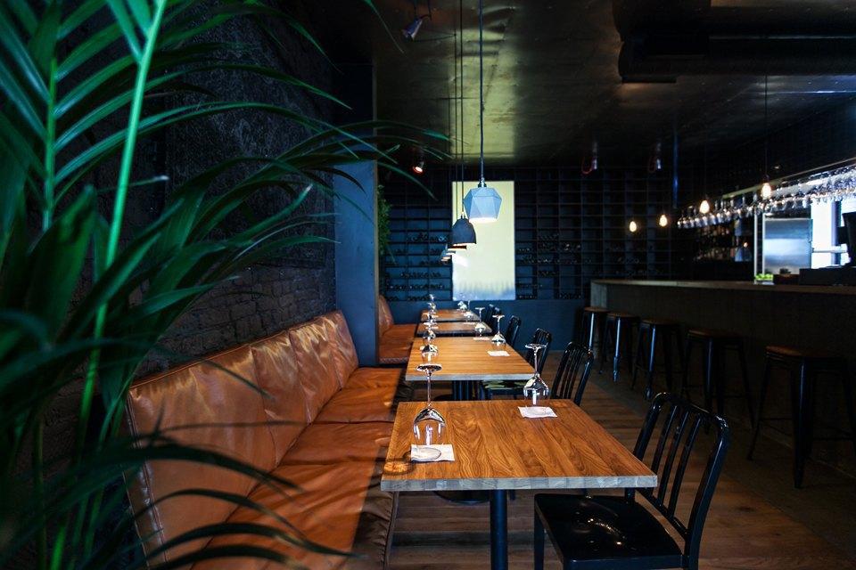 Ресторан «Вкус есть» нанабережной Фонтанки. Изображение № 1.