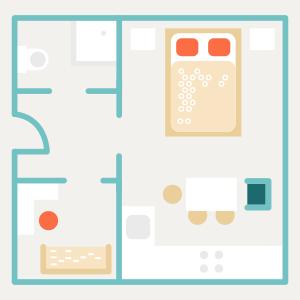 Какобустроить маленькую квартиру. Изображение № 2.