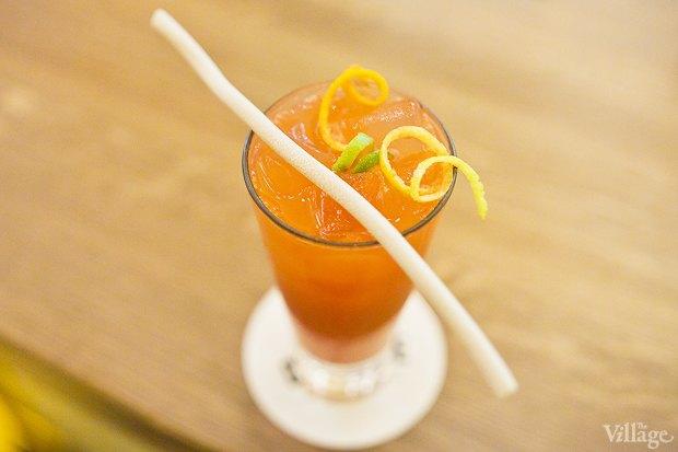 Безалкогольный  коктейль «Цитрус» — 220 руб. Изображение № 28.