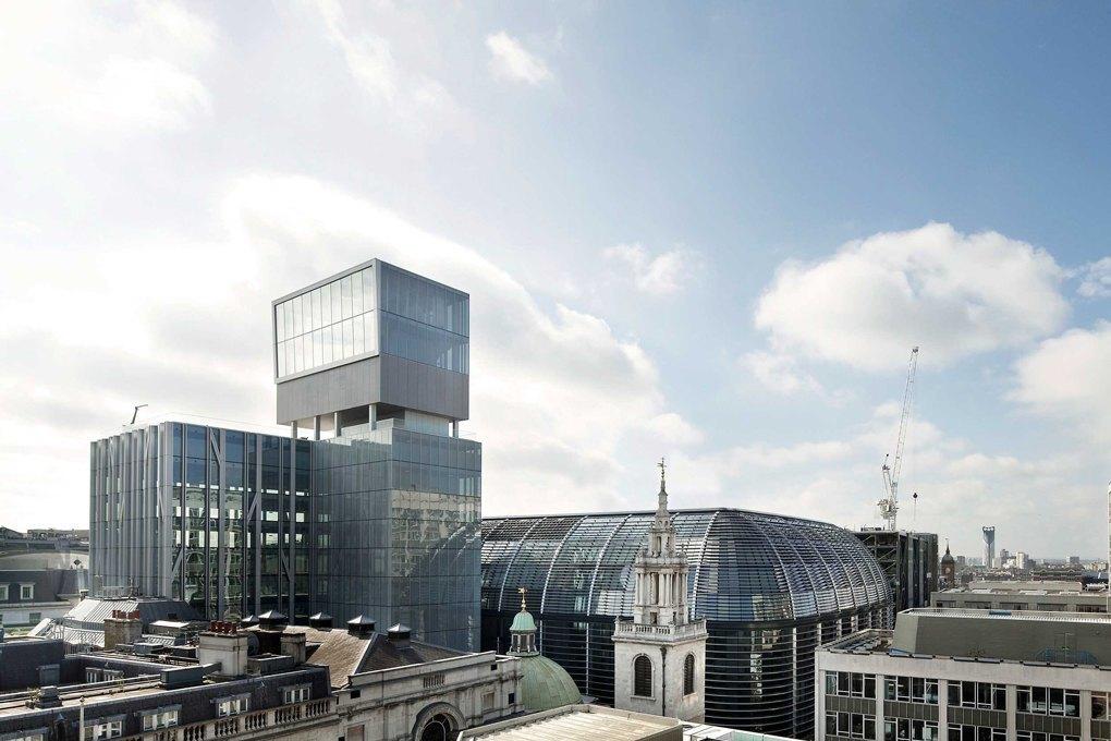 Hopes Tech: 10 самых красивых банков мира. Изображение № 24.