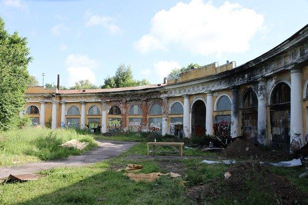 Проект недели: Как Уткина дача станет Музеем городской скульптуры. Изображение № 6.